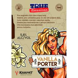 Vanilla Porter - TRUE American
